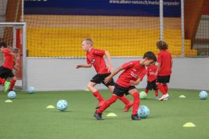 Fussballcamp Simplyfoot 2018