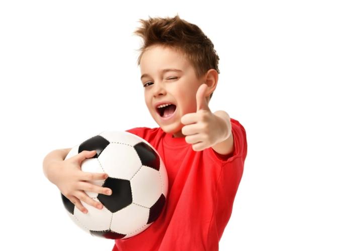 Die Fussballschule für Jungs und Mädchen