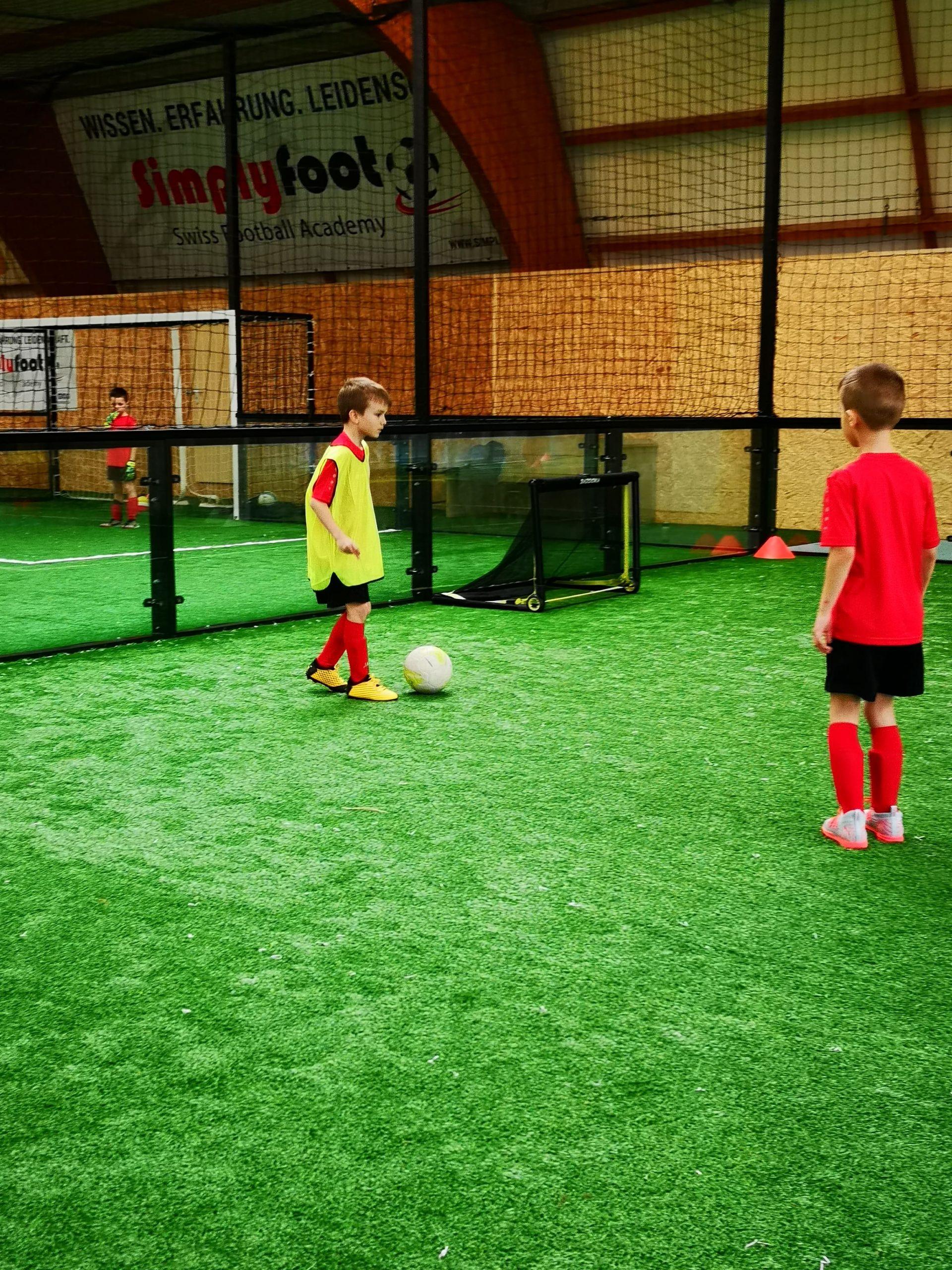 Fussballcamp Simplyfoot