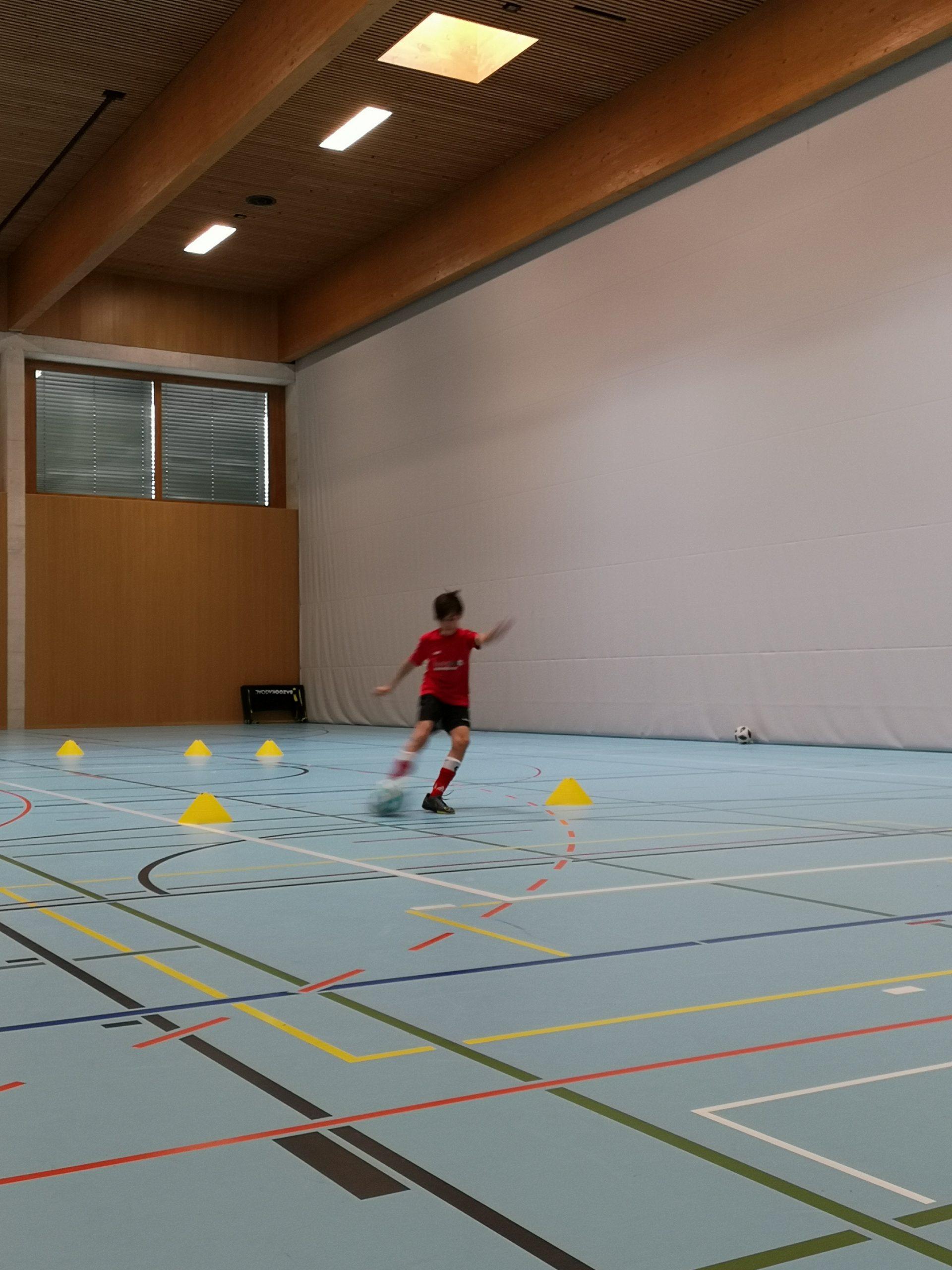 Fussballcamp Simplyfoot Zürich